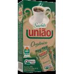 Açúcar UNIÃO Orgânico Sachês