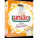 Açúcar UNIÃO Diet Sucralose Sachês