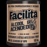 Álcool Facilita Gel Acendedor 80°