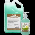 Sabonete Liquido Gold Erva Doce Branco  AUDAX